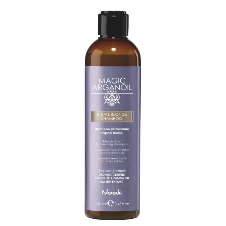 Ritual Blonde shampoo