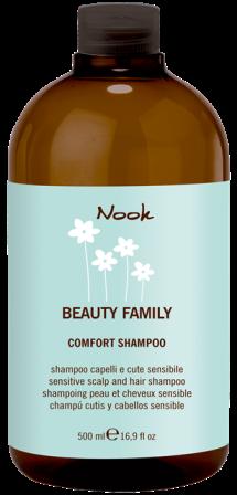 comfort 500 shampoo nook