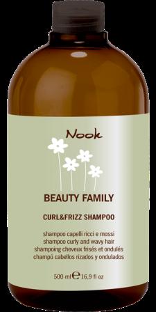 curl&frizz shampoo 500 nook