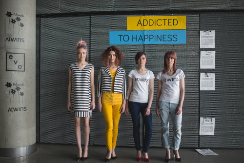 Addicted To Happiness akimirkos